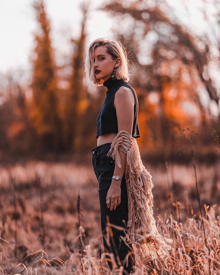ELOQUE FEATURING - Photographer: Nathan BlaisModel: Lauren Eliza