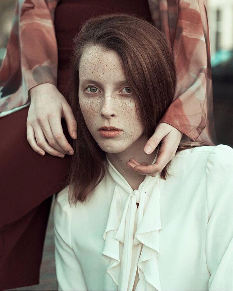 ELOQUE FEATURING - Photographer: Leonid LitvacModels:Faye Duivenvoorden & @angel.0252
