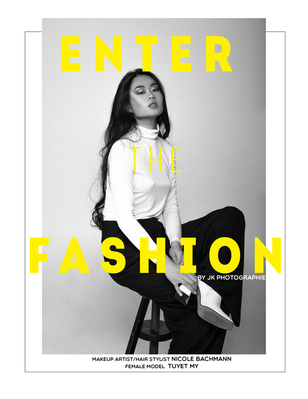 Enter the fashion - Eloque magazine