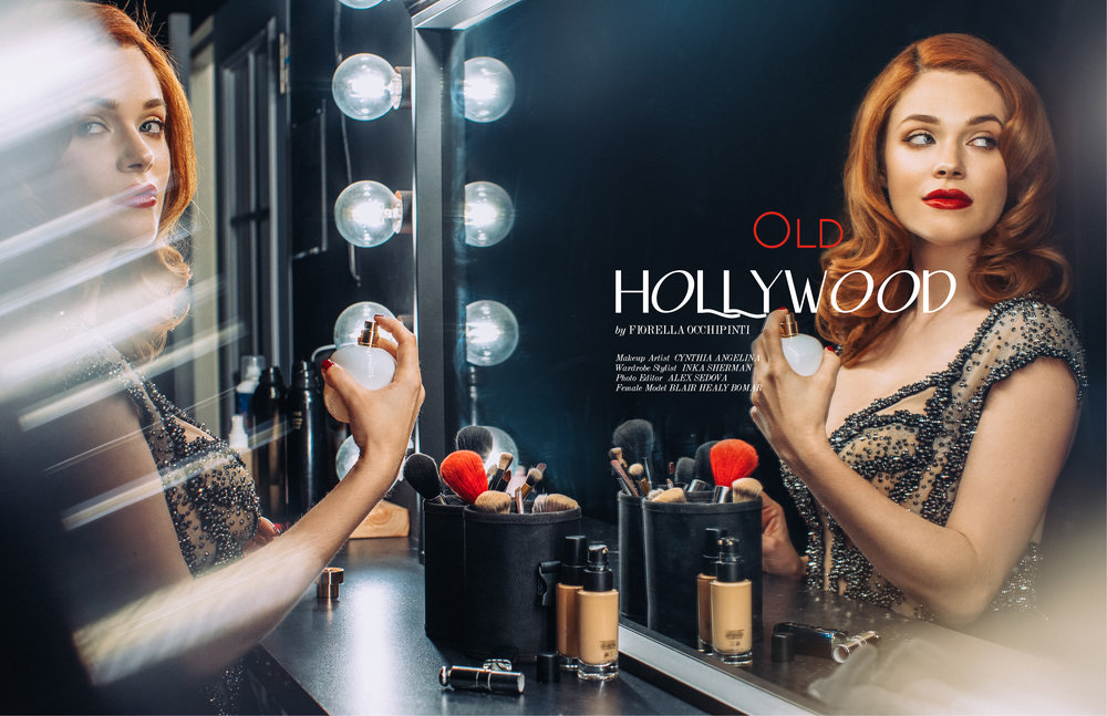 OLD HOLLYWOOD by Fiorella Occhipinti - Eloque magazine