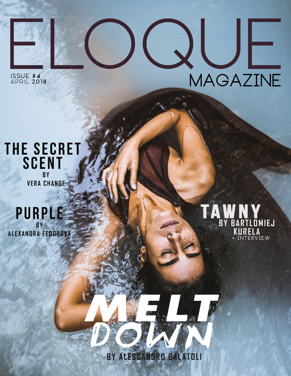 ELOQUE magazine Issue #4 April 2018