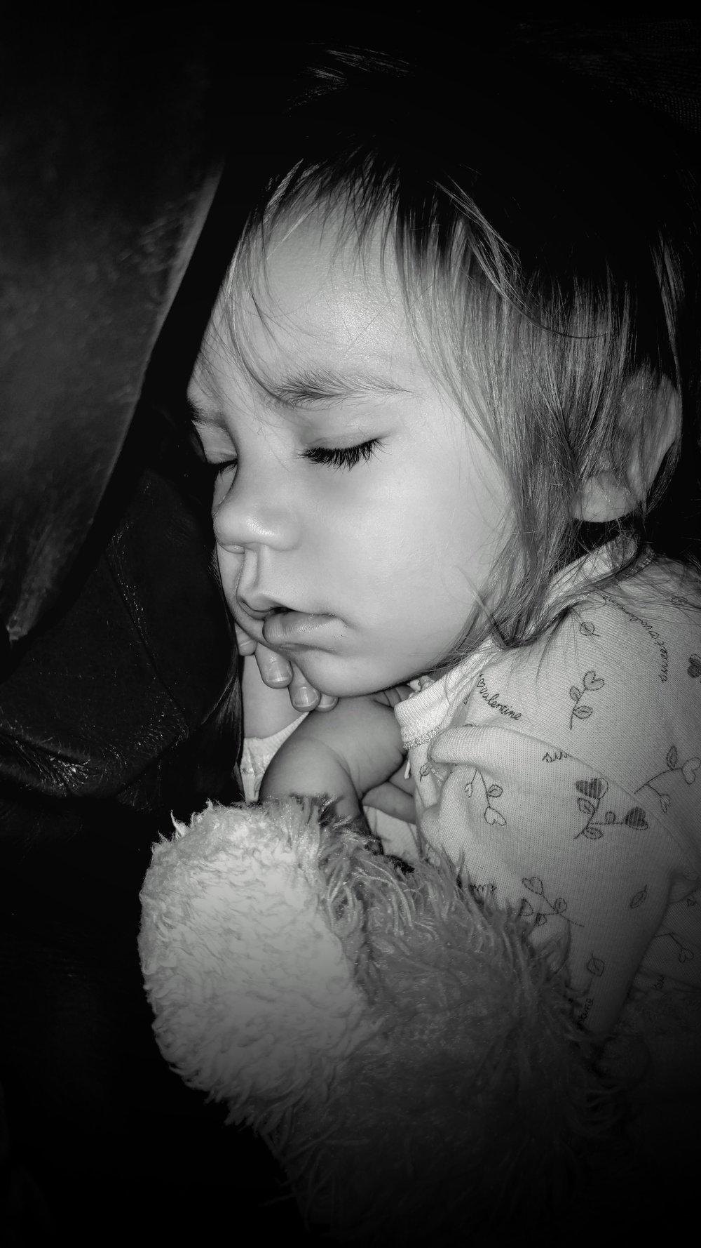 sleepingtoddler