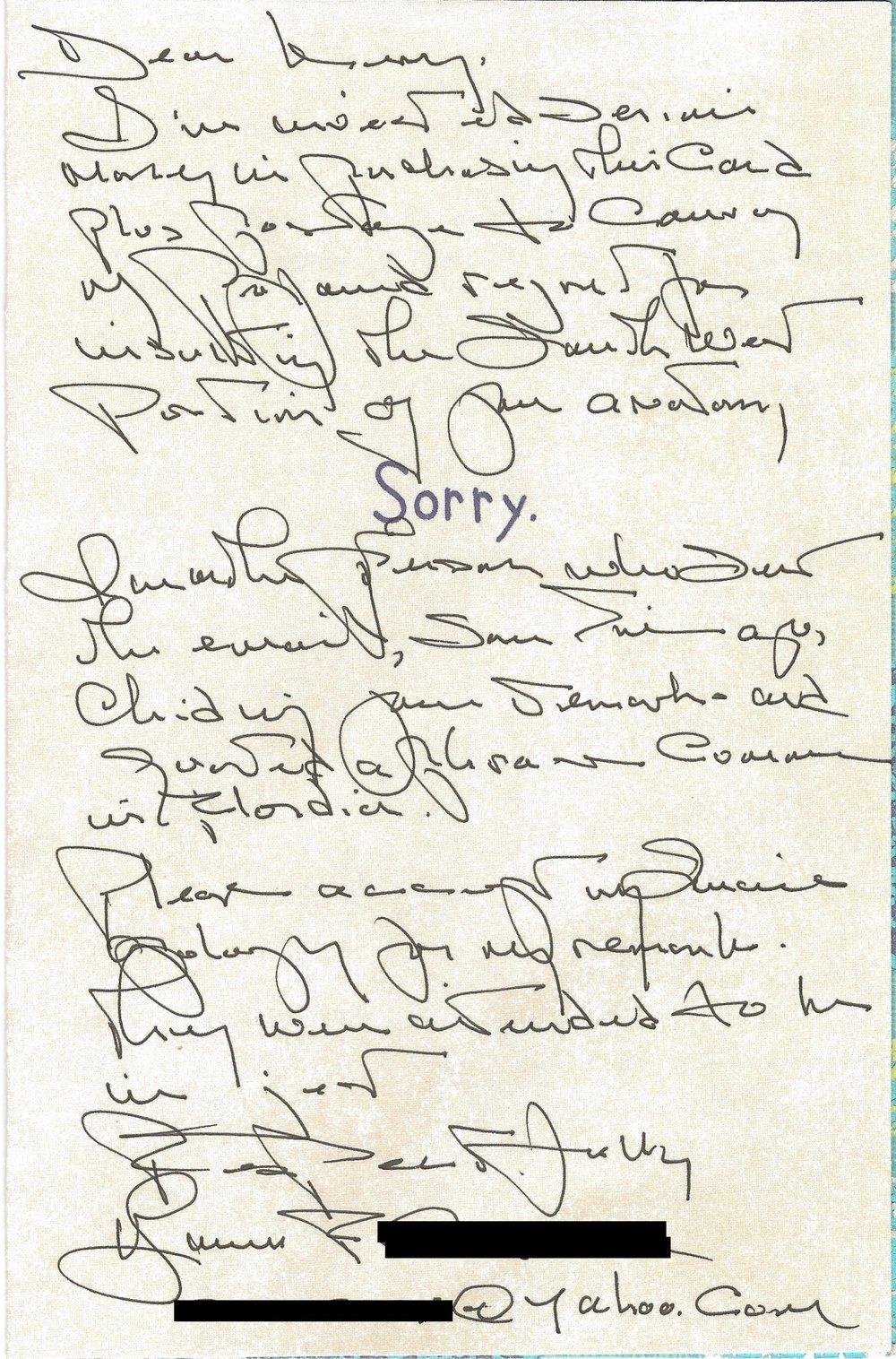 apologyletter