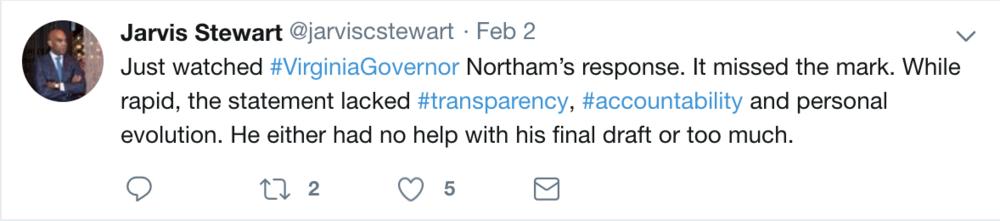 JarvisStewartTweetRalphNortham