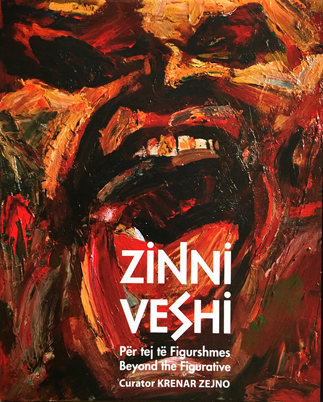 Beyond the Figurative - Exhibition Catalogue - Zinni Veshi