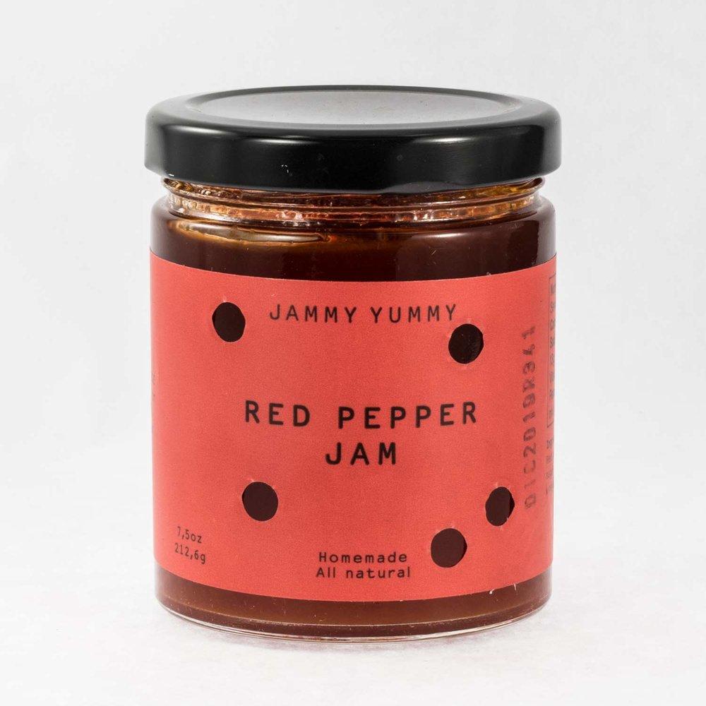 JAMMY YUMMY, RED PEPPER