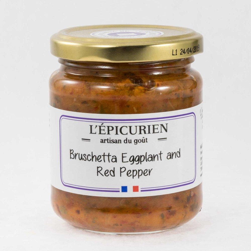 L'EPICURIEN, BRUSCHETTA