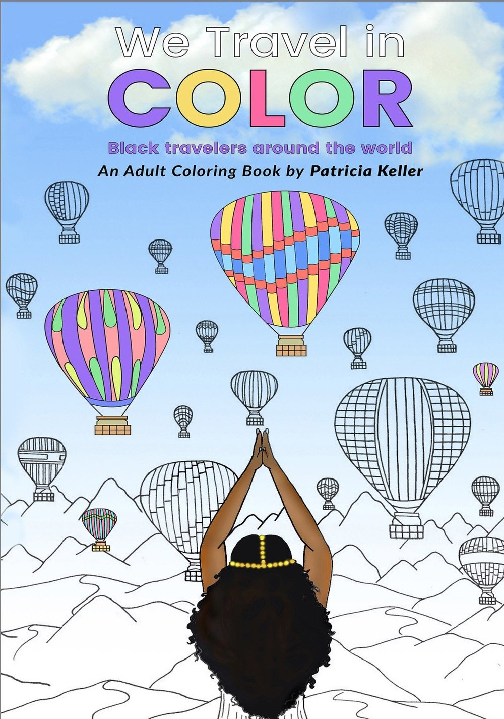 We Travel in Color Coloring Book