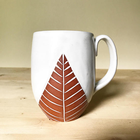 Pottery By Osa Large Ceramic Mug