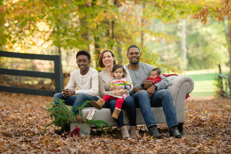 Family Christmas Photographer atlanta