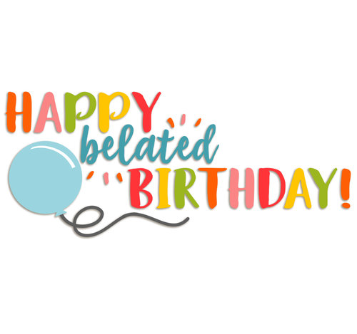 JLD Happy Belated Birthday — JamieandJenn.com