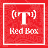 The Times Red Box