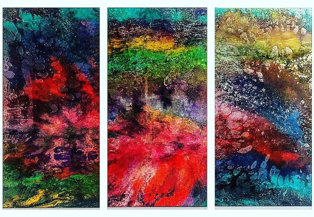MICHAEL WEIN - MODERN ARTIST