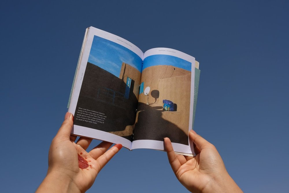 "From Locale's publication ""A Room is the City"". Courtesy of Locale."