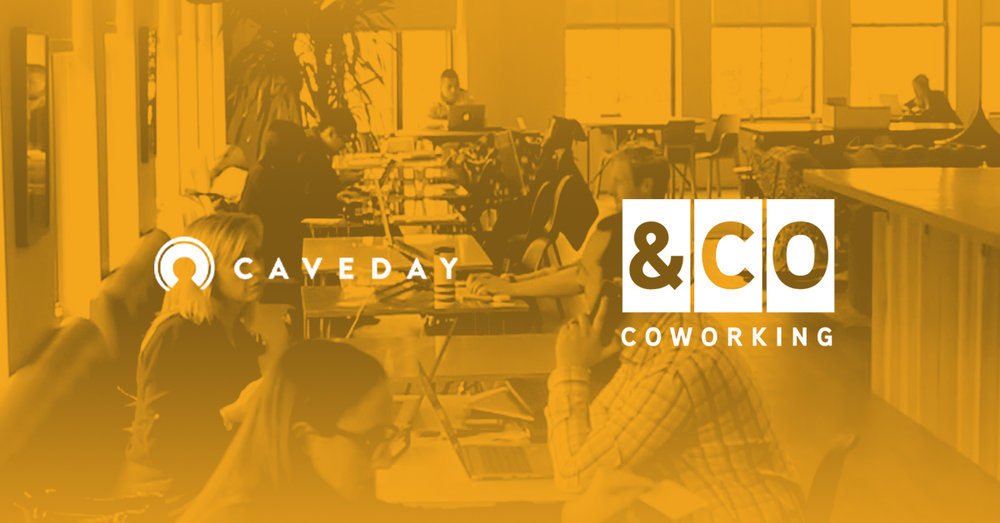 Caveday at AndCo Jersey City Coworking