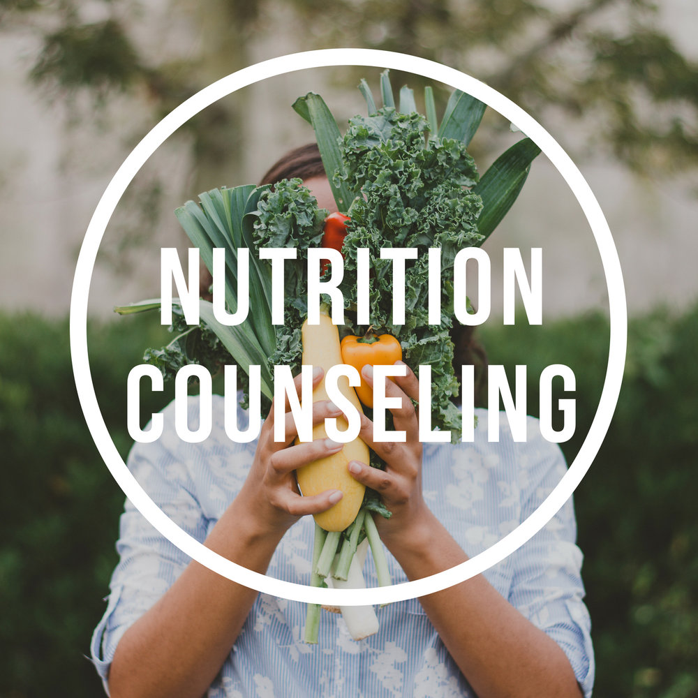 >>   NUTRITION COUNSELING