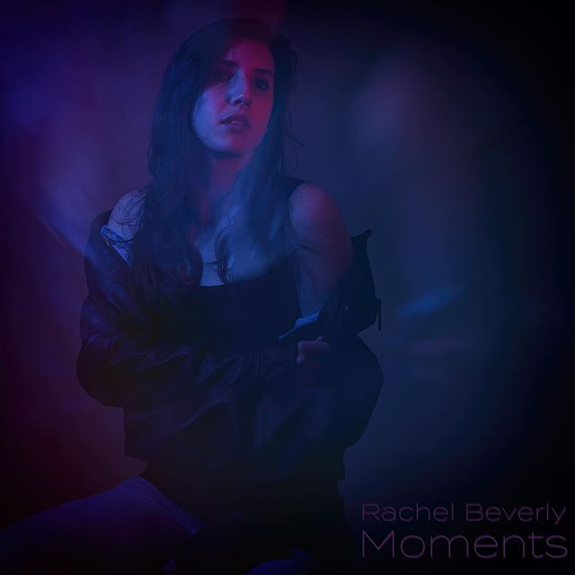 "A fresh photo for a fresh musician  @rachel.beverly and her new single ""Moments"" coming out May 4th."