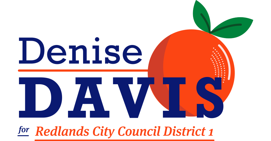 Denise Davis for Redlands City Council
