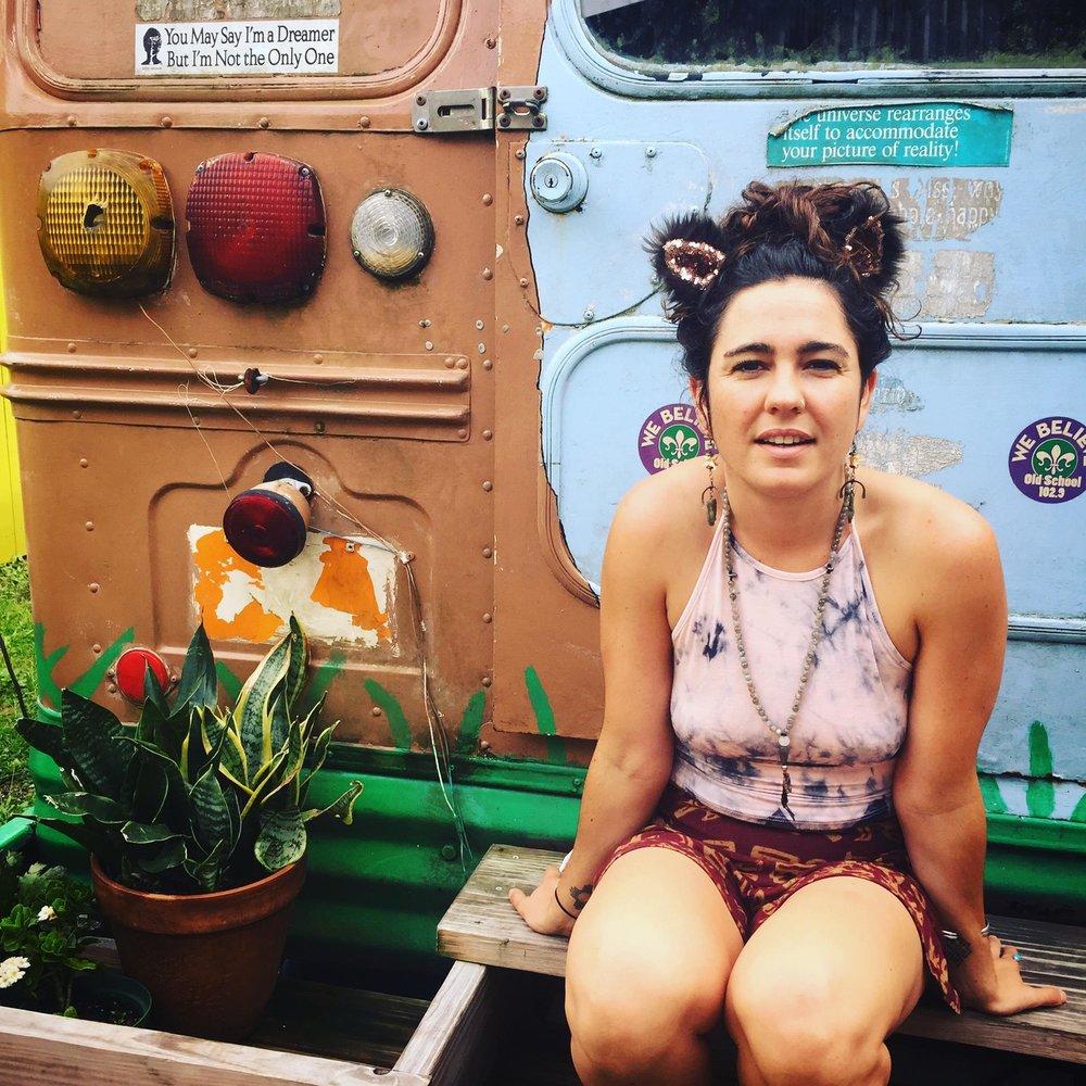 Sarah Mackota  End of Life Doula & Performer