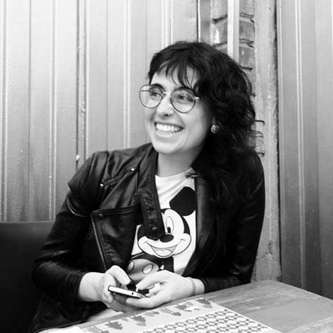 Erika Díaz Gómez  Designer