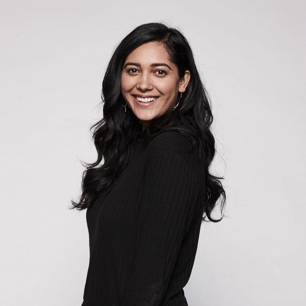Anuja Shukla  Performer & Conversation Facilitator