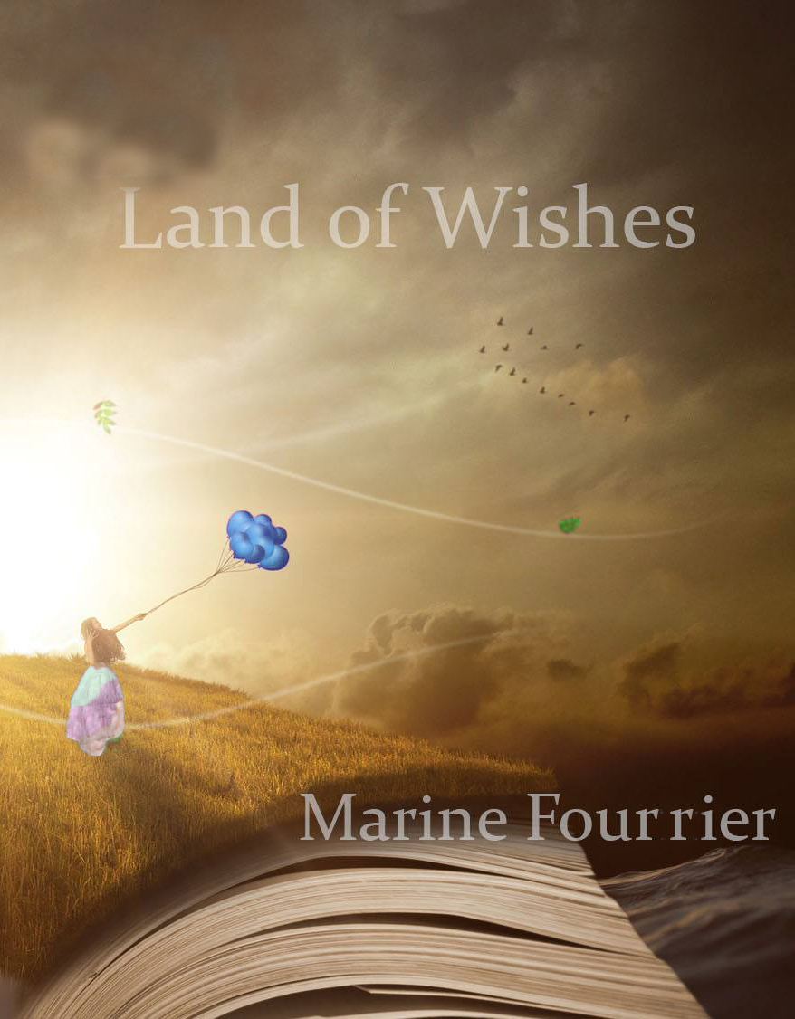 Land of Wishes Front Cover