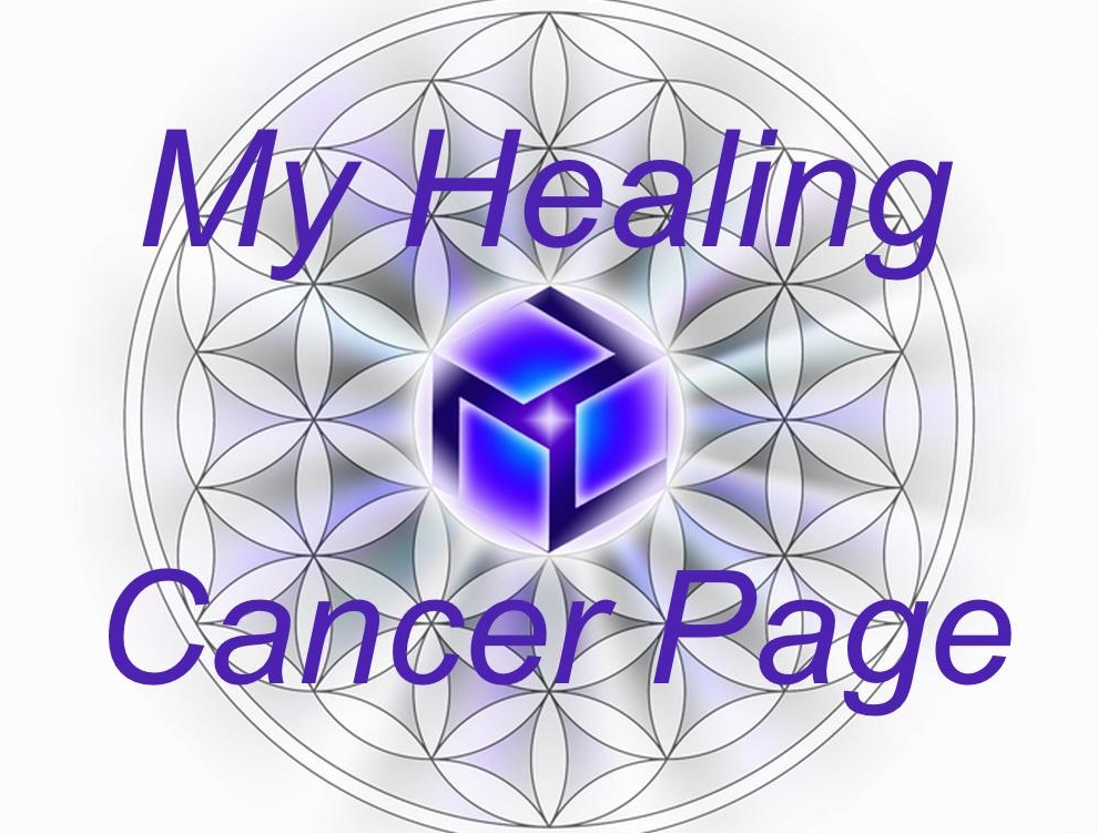My Healing Cancer Page