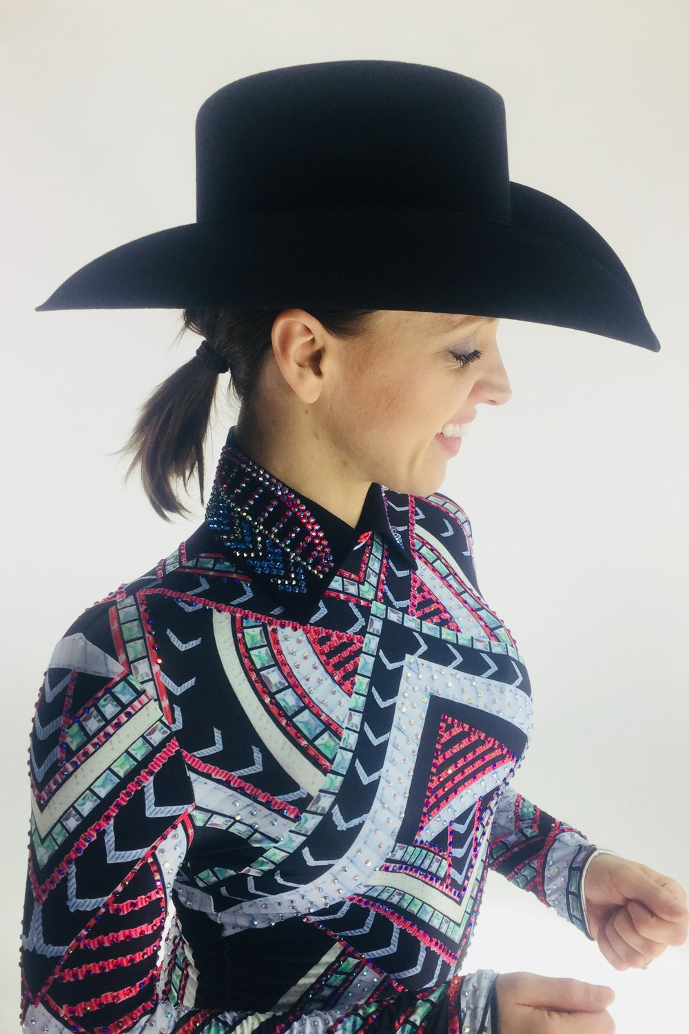 sparkle-ridge-western-show-clothes-black-with-modern-print-horse-show-shirts-anita6.jpg