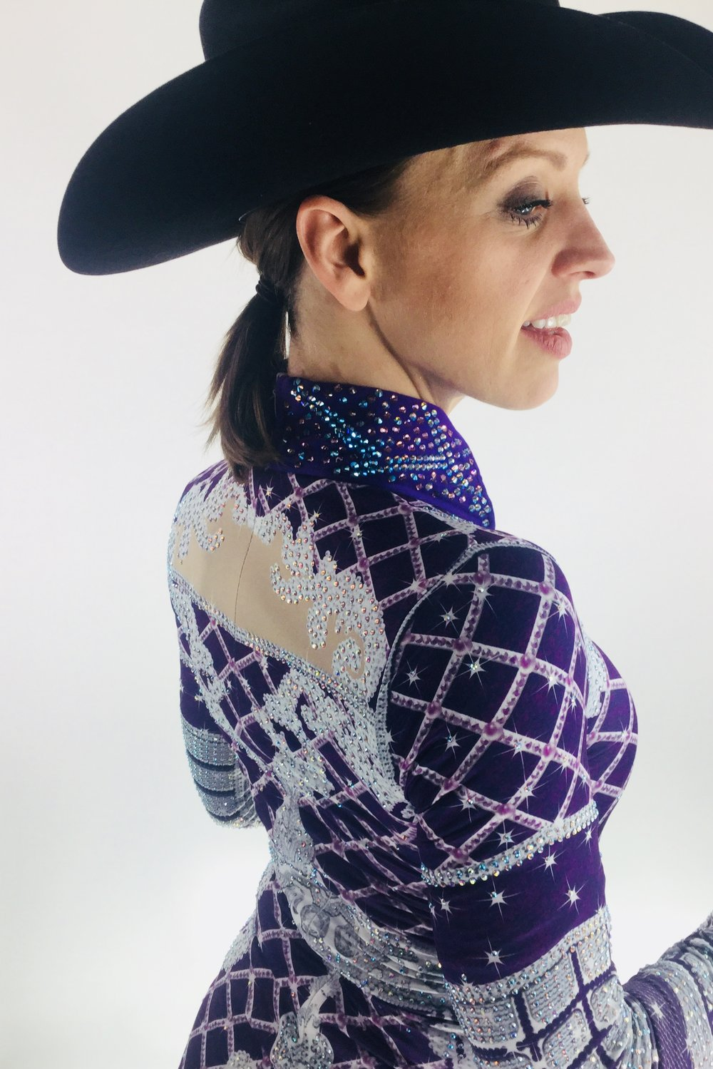 sparkle-ridge-western-show-clothes-purple-and-white-print-horse-show-shirts-anita2.jpg