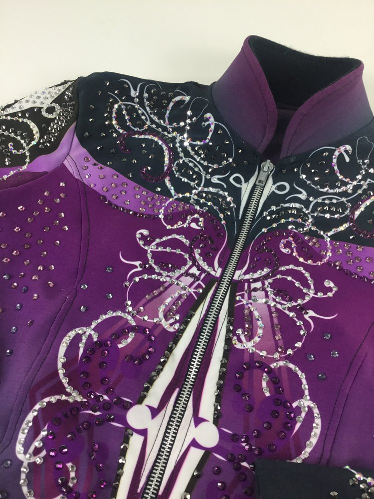 sparkle-ridge-western-show-clothes-showmanship-jackets-girls-purple-black-stoned6.jpeg