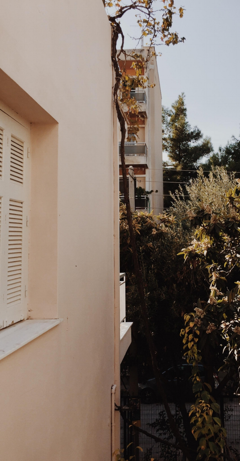 One of the safe houses that Community House Damaris has for the sexually exploited and trafficked women in Athens, Greece. Photo by  Claire VanDerEems .