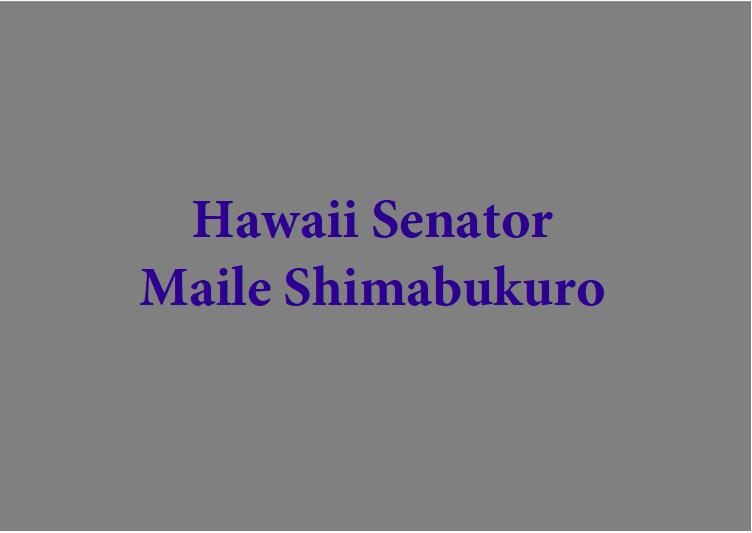 Hawaii Sen. Maile Shimabukuro.png