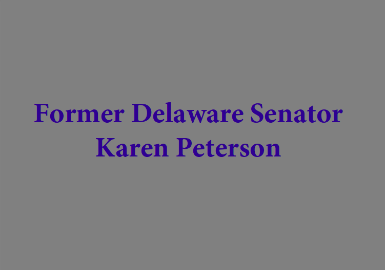 Former Delaware Sen. Karen Peterson .png
