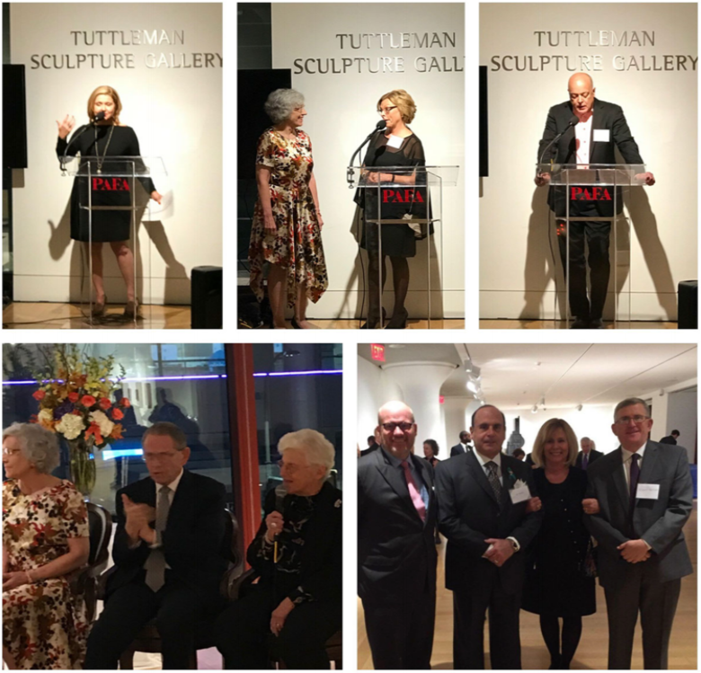- Annual Awards CelebrationDate:November 16th, 2017CHILD USA hosted its first annual awards celebration at the Pennsylvania Academy of Fine Arts in Philadelphia. Check out our videoand event recap!Event recap
