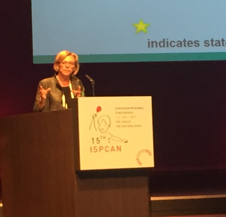 - ISPCAN Hague ConferenceDate: October 1-4, 2017CHILD USA's founder, Marci Hamilton, was invited to present at the ISPCAN conference, which focused on Multidisciplinary Interagency Approaches to the Prevention and Treatment of Child Abuse & Neglect.