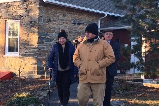 - Coalition Calls On NYS GOP Senators To Pass Child Victims ActAllison Dunne | December 14, 2017