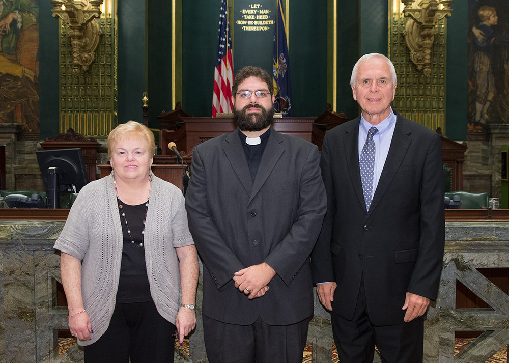 "- Clergy abuse case reflects simmering scrutiny of Pa. Grand Jury SystemAngela Couloumbis | August 5, 2018Mr. Greenleaf...chairs the Judiciary Committee. That panel in the last session gutted a bill that would have enabled a flood of new lawsuits by past victims against their abusers or the institutions that supervised them.Marci Hamilton, a prominent advocate for abuse victims said ""she fears Mr. Greenleaf's bill, combined with prior attempts to kill statute of limitations reform, is evidence that legislators have been 'carrying the water for the bishops."""