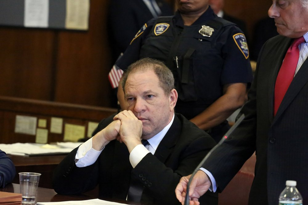 - Is the Harvey Weinstein Criminal Case in Trouble?Rebecca Keegan | October 12, 2018Prosecutors in the Harvey Weinstein sexual assault case hit a major stumbling block this week, when they acknowledged that the New York Police Department's lead detective in the case had withheld important evidence that could be favorable to the disgraced producer.