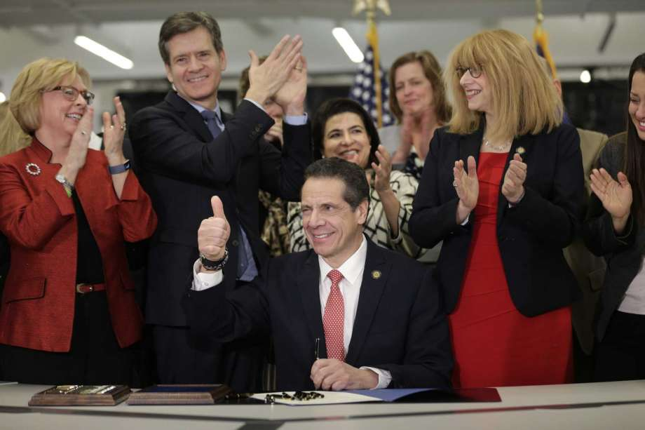 - Child Victims Act signed into lawCuomo signs bill in newsroom of New York Daily News, which championed the billRachel Silberstein | February 14, 2019ALBANY — Gov. Andrew M. Cuomo signed New York's Child Victims Act into law on Thursday, extending the statute of limitation for victims of childhood sexual abuse who pursue civil and criminal charges against their perpetrators.