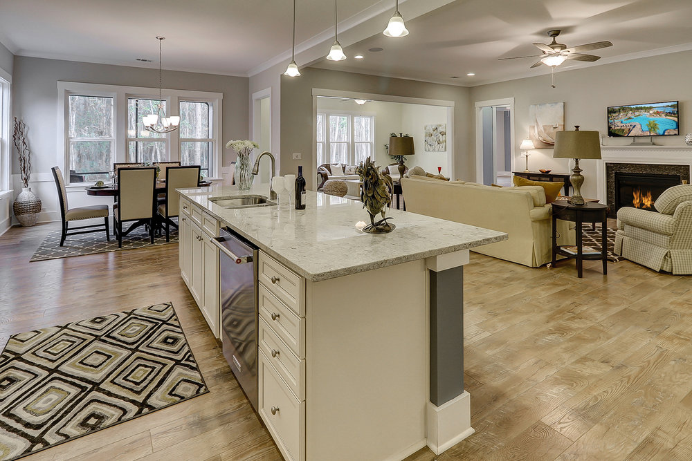 Hampton Lake   37 Green Trail, Bluffton Stunning new home. SOLD