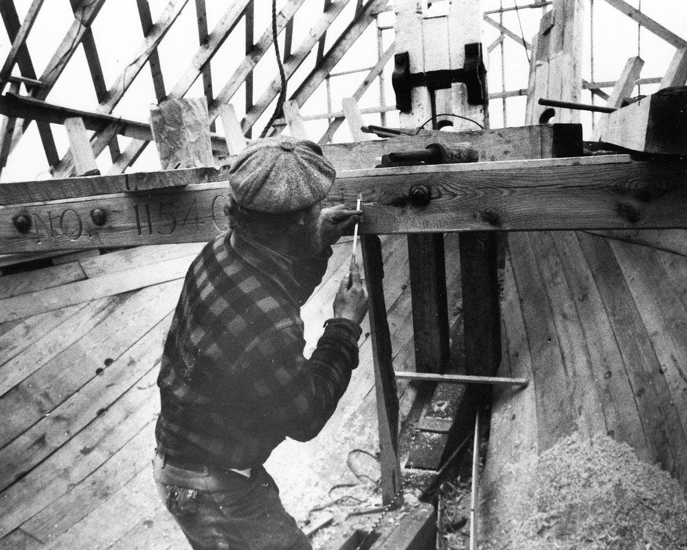 Woodwork, 1981