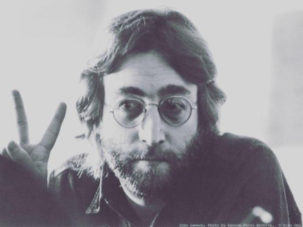 John lives.