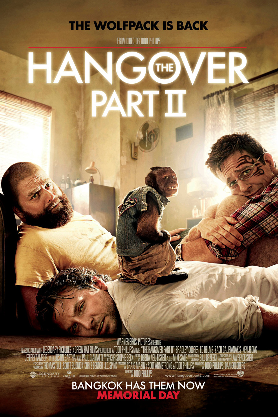 The Hangover Part 2 - Score Trumpet - Featured