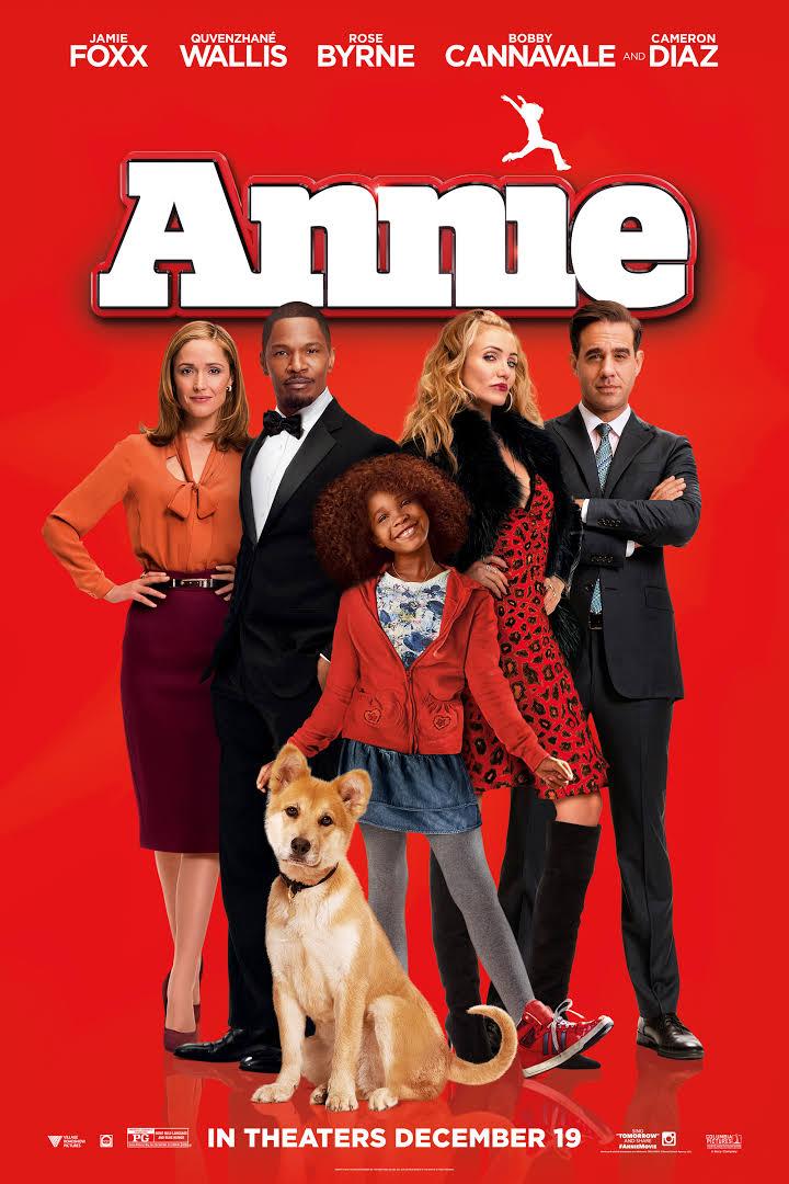 Annie (2014) - Score Trumpet