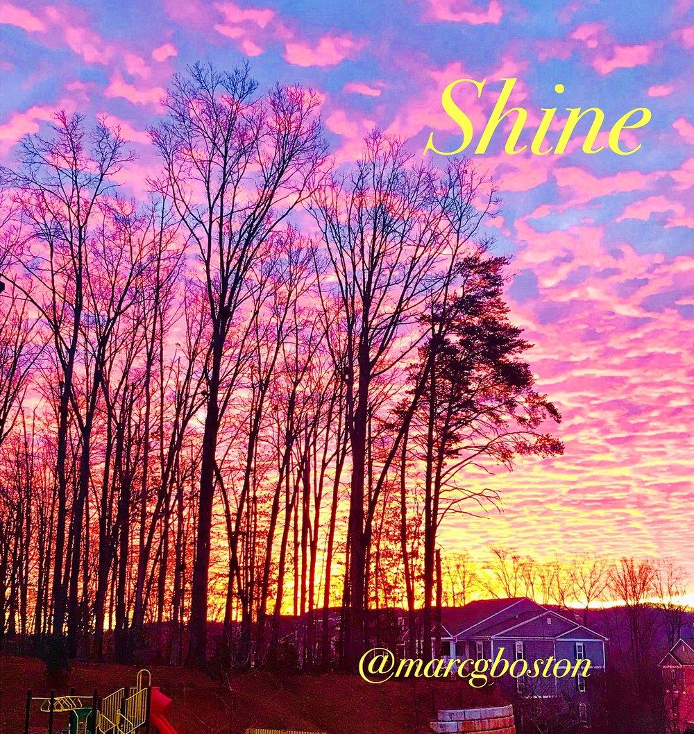 Shine Bright Marc Boston