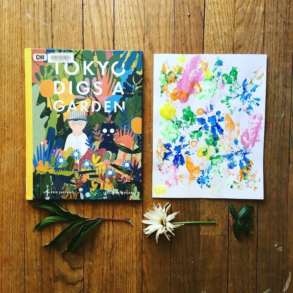 Tokyo Digs a Garden by Jon-Erik Lappano and Kellen Hatanaka