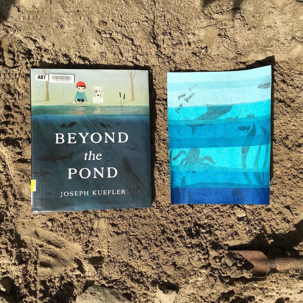 Beyond the Pond  by Joseph Kuefler