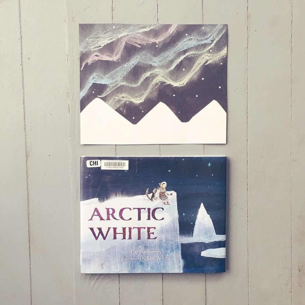 Arctic White by Danna Smith illustrated by Lee White  A young girl learns to appreciate what she has