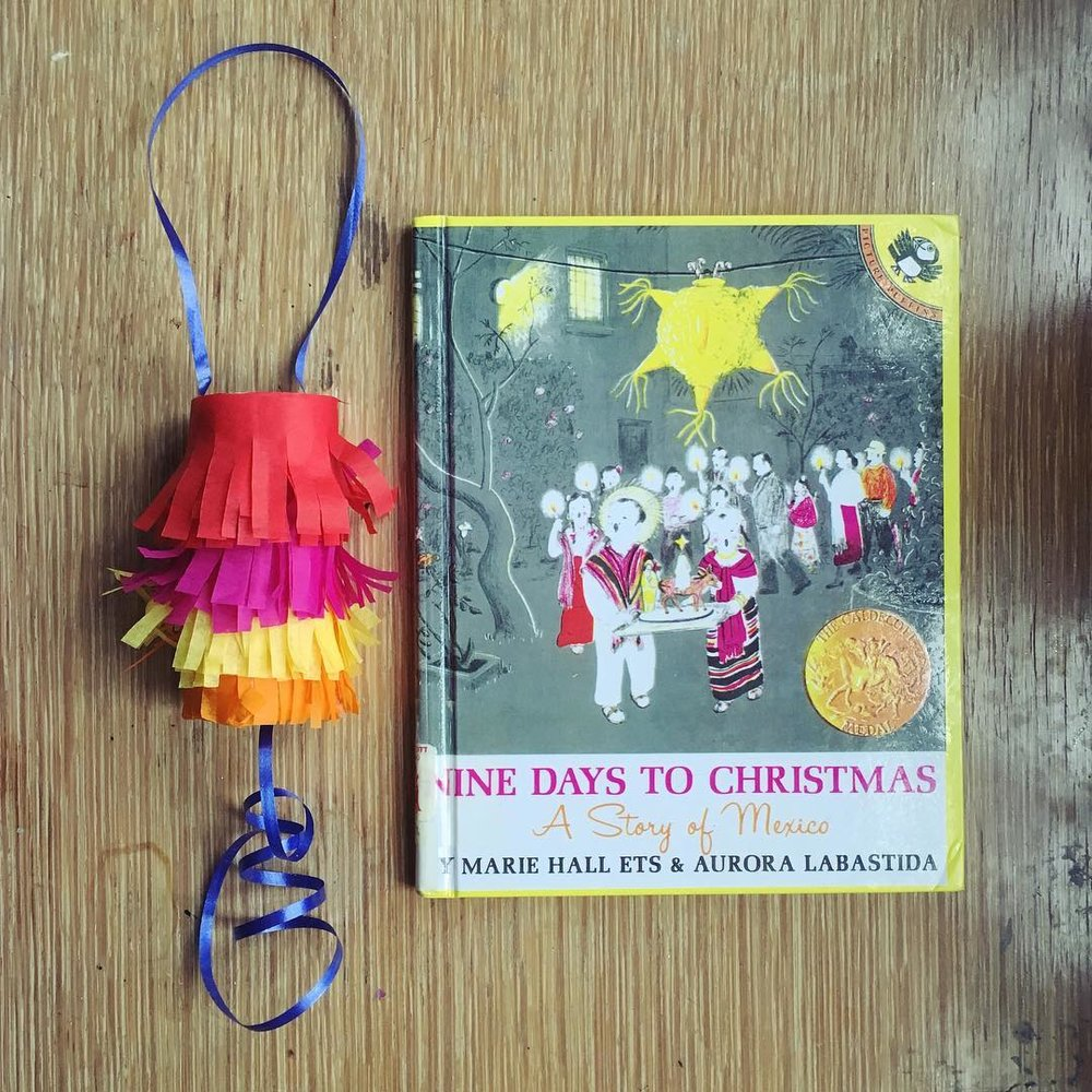 Nine Days to Christmas: A Story of Mexico  by Marie Hall Ets and Aurora Labastida