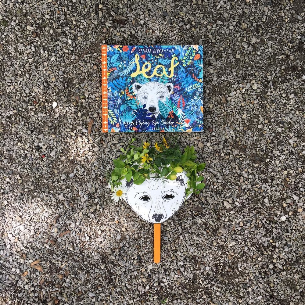 Leaf  by Sandra Dieckman